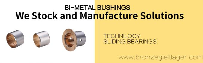 Bimetal Bearing Bushes.
